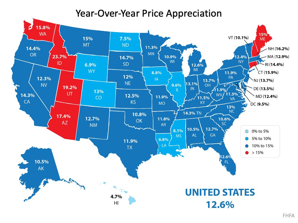 Home Price Appreciation Is as Simple as Supply and Demand   Simplifying The Market